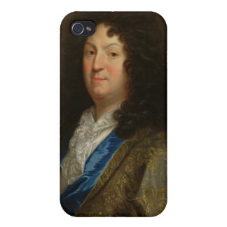 Portrait of Jean Racine iPhone 4/4S Covers