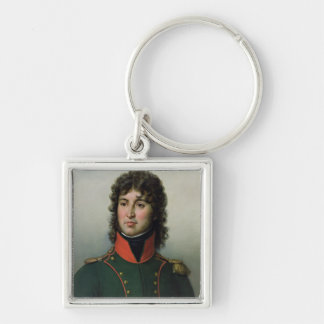 Portrait of Joachim Murat  King of Naples Keychain