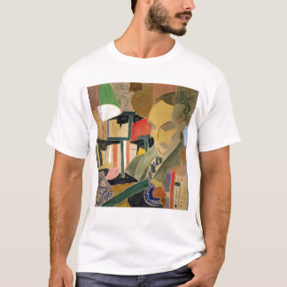 Portrait of Joan Salvat-Papasseit  1918 T-Shirt