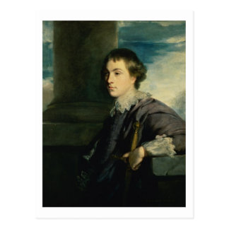 Portrait of John Charles Spencer, Lord Althorp (oi Postcard