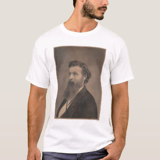 Portrait of John Muir (1349) T-Shirt