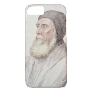 Portrait of John Russell 1st Earl of Bedford (1485 iPhone 7 Case