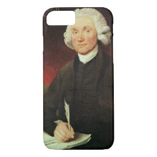 Portrait of Joseph Priestley (1733-1804) iPhone 7 Case