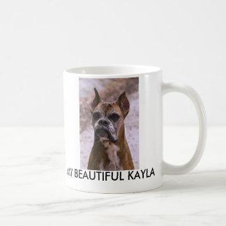 PORTRAIT OF KAYLA 4-19-10 COFFEE MUG