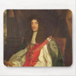 Portrait of King Charles II, c.1660-65 Mouse Pad