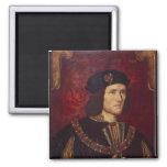 Portrait of King Richard III Fridge Magnet