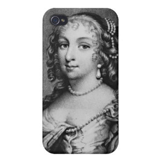 Portrait of Lady Denham Covers For iPhone 4