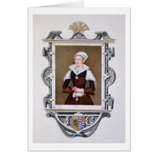 Portrait of Lady Jane Grey (1537-54) 'Nine-Days Qu Card