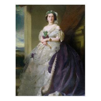 Portrait of Lady Middleton , 1863 Postcard