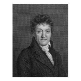 Portrait of Lazare Nicolas Marguerite Carnot Postcard