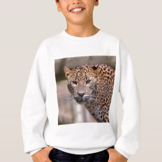 Portrait of Leopard Sweatshirt