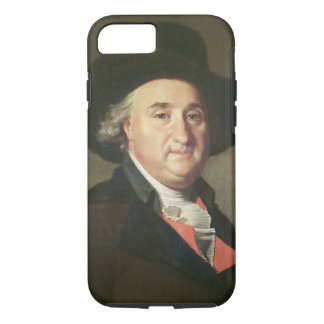 Portrait of Lorenzo di Credi, 1488 (oil on panel) iPhone 7 Case