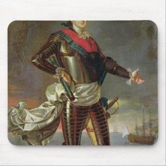 Portrait of Louis-Jean-Marie de Bourbon Mouse Pad
