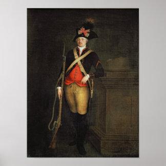 Portrait of Louis-Philippe-Joseph d'Orleans Poster