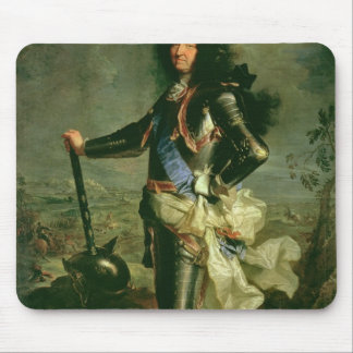 Portrait of Louis XIV Mouse Pad