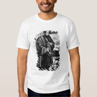 Portrait of Luca Signorelli and Fra Angelico Tee Shirts