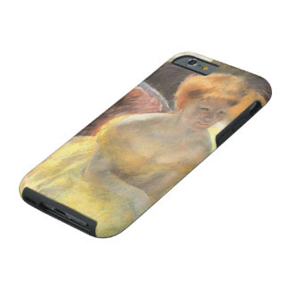 Portrait of Lydia at the Opera by Mary Cassatt Tough iPhone 6 Case