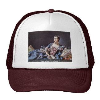 Portrait Of Madame De Pompadour Trucker Hat