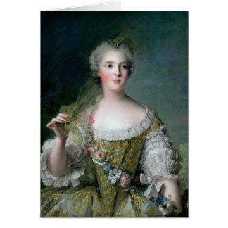 Portrait of Madame Sophie Card