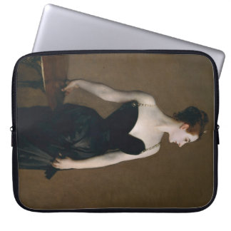 Portrait of Madame X by John Singer Sargent, 1884 Laptop Sleeves