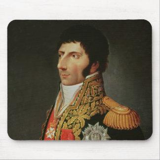 Portrait of Marshal Charles Jean Bernadotte Mouse Pad