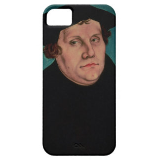 Portrait of Martin Luther, 1529 iPhone 5 Cases