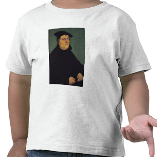 Portrait of Martin Luther  1543 T-shirt