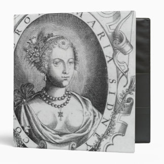 Portrait of Mary Sidney, Countess of Pembroke Binder