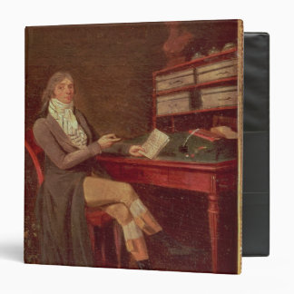 Portrait of Maurice de Talleyrand Vinyl Binder