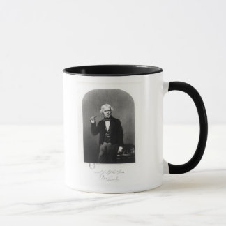 Portrait of Michael Faraday Mug