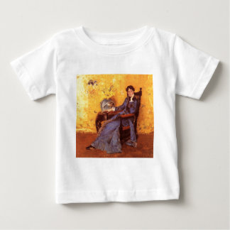 Portrait of Miss Dora Wheele Baby T-Shirt