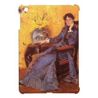 Portrait of Miss Dora Wheele iPad Mini Cover