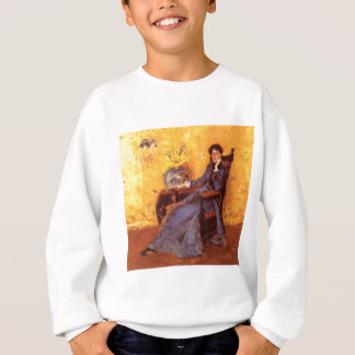 Portrait of Miss Dora Wheele Sweatshirt
