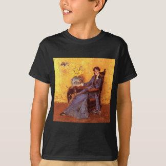 Portrait of Miss Dora Wheele T-Shirt
