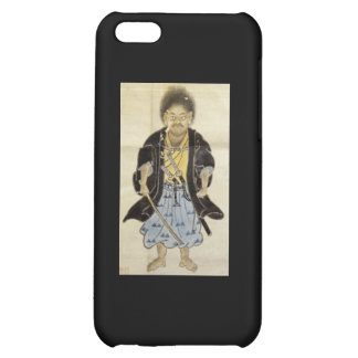 Portrait of Miyamoto Musashi as a boy, Edo Period Cover For iPhone 5C