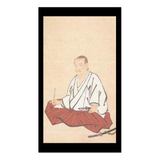 Portrait of Miyamoto Musashi, Edo Period Pack Of Standard Business Cards