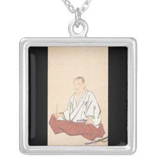 Portrait of Miyamoto Musashi, Edo Period Necklaces