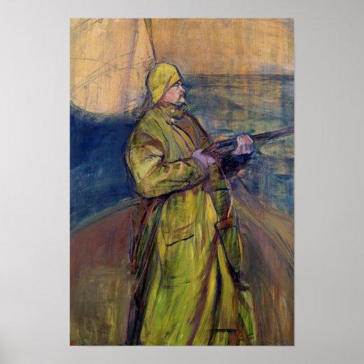 Portrait of Monsieur Maurice Joyant, 1900 Posters