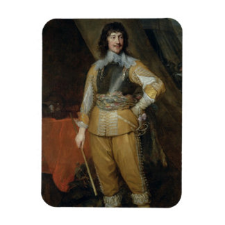 Portrait of Mountjoy Blount, Earl of Newport (c.15 Rectangular Photo Magnet
