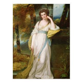 Portrait of Mrs. Henry Maxwell Postcard