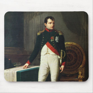 Portrait of Napoleon Bonaparte  1809 Mouse Pad