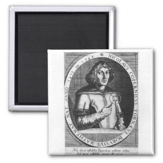 Portrait of Nicolas Copernicus Magnet