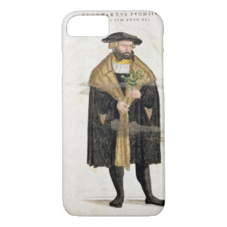 Portrait of of the author age 41, from 'De Histori iPhone 7 Case