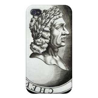 Portrait of Ovid iPhone 4/4S Covers