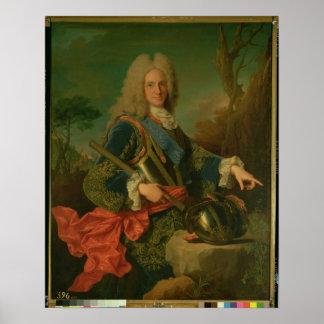 Portrait of Philip V Poster