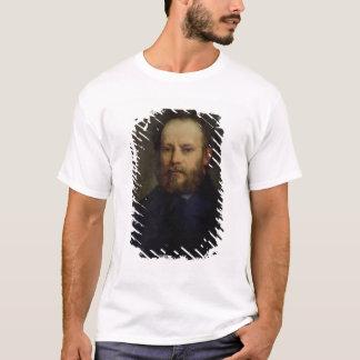 Portrait of Pierre Joseph Proudhon  1865 T-Shirt