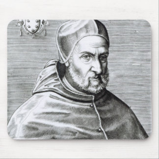 Portrait of Pope Pius IV, 1559 Mouse Pad