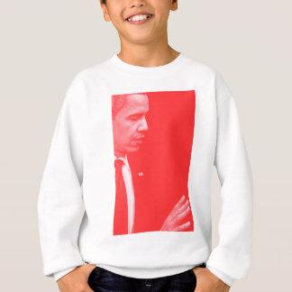 Portrait of President Barack Obama 38c Sweatshirt