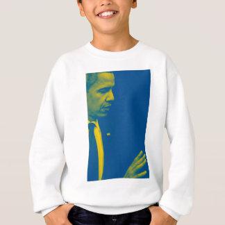 Portrait of President Barack Obama 38d Sweatshirt
