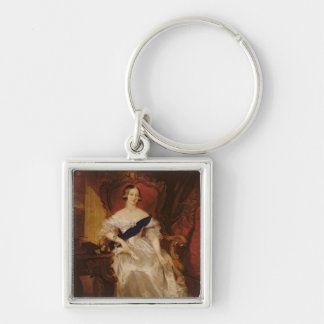 Portrait of Queen Victoria Key Chains